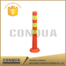 750mm rubber base effectively guide flexible posts