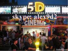 High Technology 5d cinema equipment ,5D cinema platform