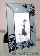 Dependable performance swarovski crystal picture frame