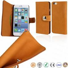 4.7 inch wholesale pu leather waist bumper bulk cell phone case cover wholesale for iPhone 6