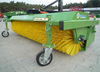 Runshine RSS200 high quality snow sweeper machine