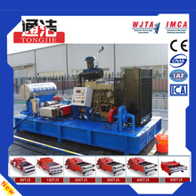 Brilliance high-tech product to clean roading&bridge 500-2800BAR fuel injector cleaning machine