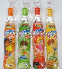 100 ml plastic pouch cola shape juice beverage packaging bag