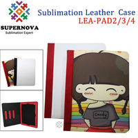Wholesale Sublimation Leather Mobile Phone Cover for ipad 2