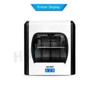 Mini Panda Multicolor PLA Filament FDM 3D Printing With Android Play