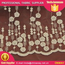 quality first service supplier creative style women dresses embroidery mesh girls design