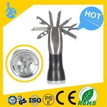 New Style Led Multi-tool Flashlight,Led Multifunction Flashlight Torch