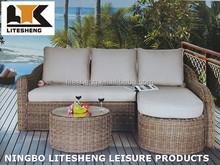 2015 New Classic Hampton Outdoor Fancy Sofa Furniture