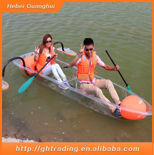 Hot selling sightseeing boat made in China