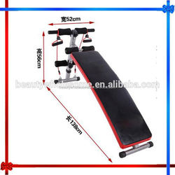 LN81 home sit up exercise equipment