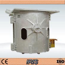 High quality China 1 ton aluminum smelting equipment