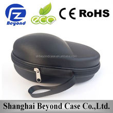 EVA Protection Carrying Hard Case,Bag for Headphone,Clamshell mesh Style with Zipper EVA case
