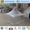 A vendre tissu de plastique étanche et transparent 4x4m avec cadre en aluminium Tente de fête