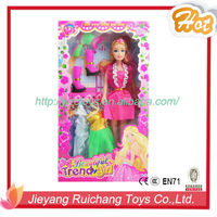 Hot New Products For Model Girl Dress 2015 Doll Toys With Preferential Price