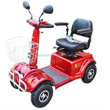four Wheels Electric Mobility scooter with 500W Electric Scooter for the Disabled and Elderly