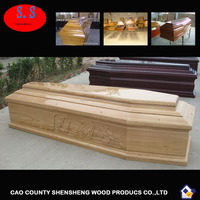 Factory direct sales small coffin from China