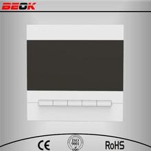 Aire acondicionado calefacción / refrigeración 3 la velocidad del ventilador termostato