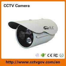 Aluminium alloy cctv housing cctv outdoor camera with cmos sensor 800tvl