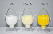 Agente de alta pureza poli cloruro de aluminio tratamiento de agua potable