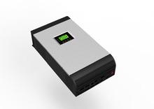 PV series 10kw power inverter dc 48v ac 220v LCD solar inverter with mppt