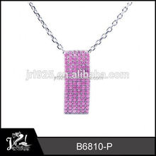 Charm Hanging Stone 2013 sweater chain necklace