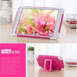 New Customized shockproof for ipad mini case cheap price for apple ipad mini 3 ,silicone case for ipad mini 2 with kickstand