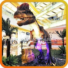 Hot Sale Live Dinosaur Plastic Toy Dinosaur Playground Equipment