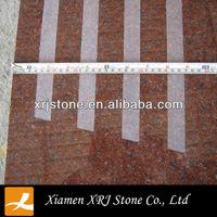 Natural Stone India Red Granite Stair Tread