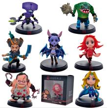 Dota 2 figure decoration model, Dota 2 character models toy