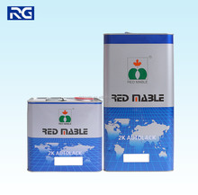 Red Mable Clear Coat suit & Hardener