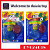 Plastic trottola with light flash top toy set beyblade games for child
