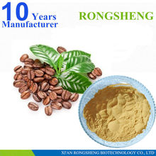 supply 100% pure natural green coffee berry p.e.