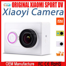 100% Original Xiaomi Xiaoyi Cam Xiaomi Yi Sport Camera Xiaoyi Action Cam 1920x1080P Wifi 16MP Bluetooth 4.0- in stock!