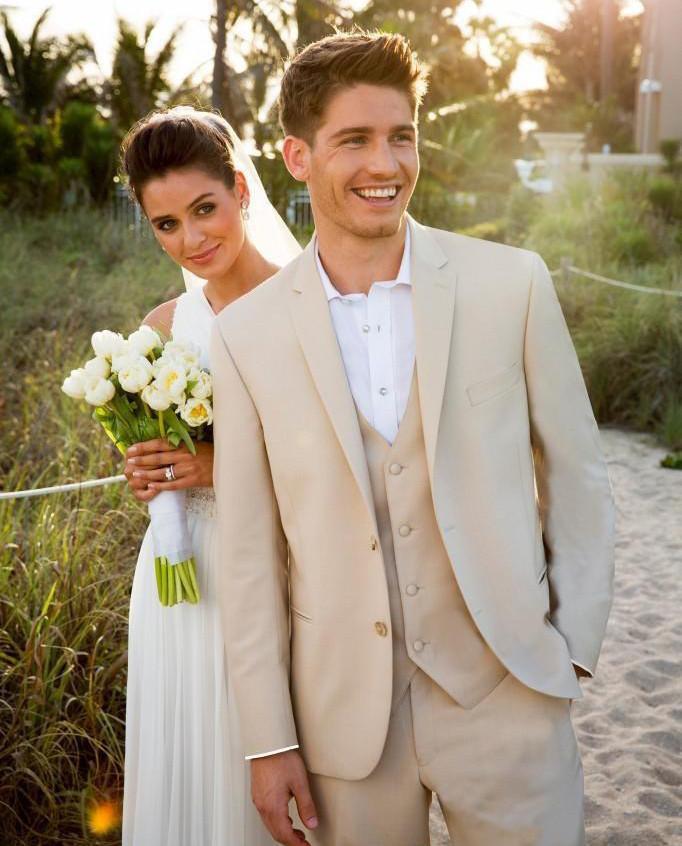 Abito uomo matrimonio in spiaggia