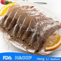 HL002 shrimp exporters ecuador vannamei shrimp