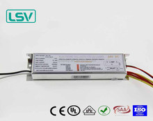24V DC electronic ballast fast start type for uv lamps