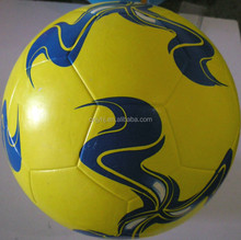 New top sell middle quality rubber football