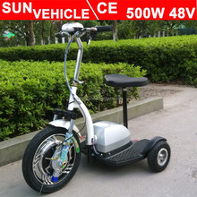 electric disabled mobility scooter 48V 500W