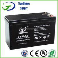 12V 7Ah Sealed Lead Acid SLA UPS VRLA LED Light Tool Battery