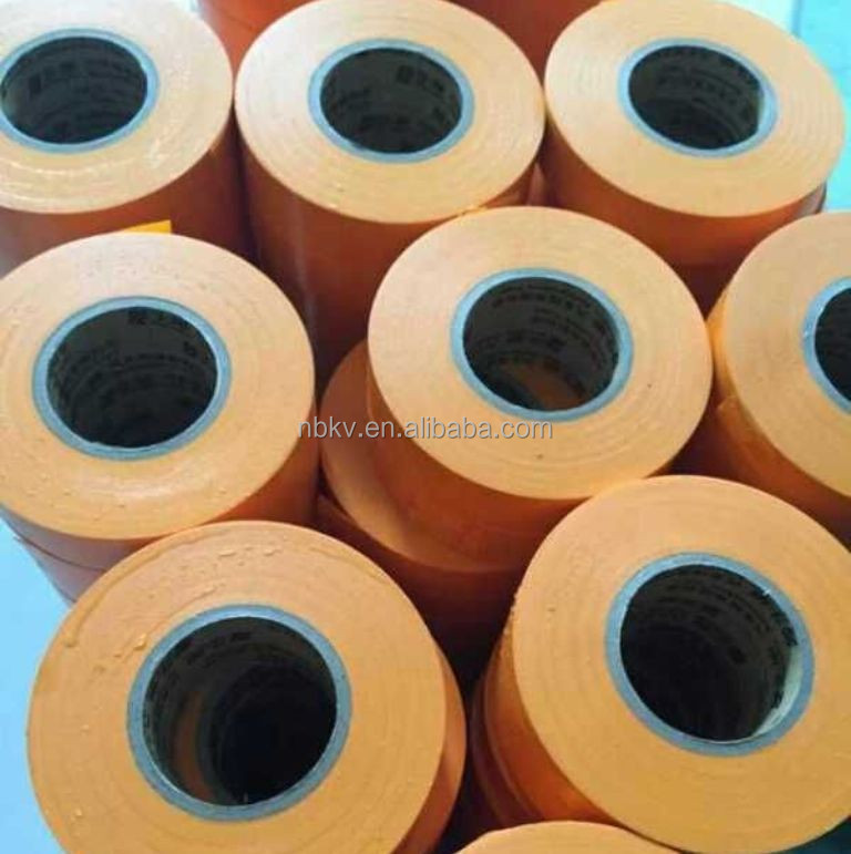 """Professional Grade PVC Electrical Insulation Tape, -10 to 80 Degree,3/4"""" x 33m Vinyl Electrical Tape"""