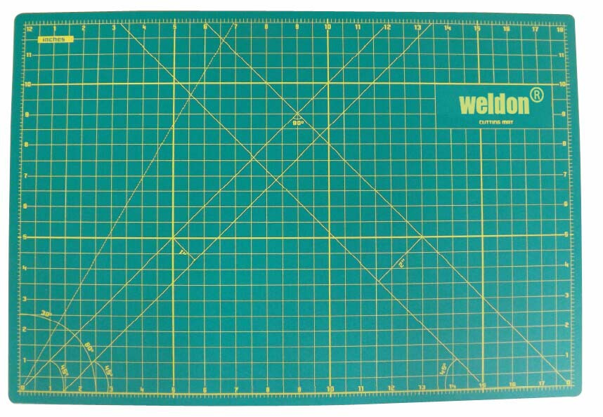 Cutting Boards For Rotary Cutters Used By Tailors And