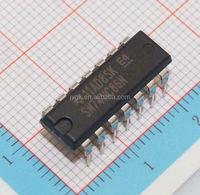74HC86 SN74HC86N DIP DIP-14 four XOR gate inputs to ensure that new imported --YXDZKJ