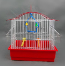 metal square bird cages sale for parrot