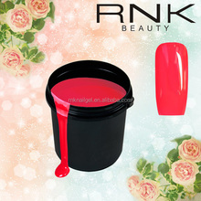 RNK nails polish uv cosmetic company 2016 new raw material