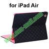 Elegant Rhombus Texture for iPad Air Covers Cases