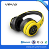 2015 Hot selling wireless super-bass headphone bluetooth 4.0 csr with nfc