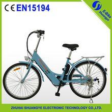 Discount economical model electirc bike for lady