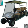 Electric people mover EG2068K,chinese 6 seats electric car,club car golf cart