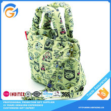 Customized Brand Handle and Shoulder Bag for Women