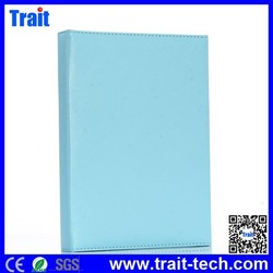 High Quality Fashion Silicone Bluetooth Keyboard Leather Flip Case for iPad Air/iPad Air2